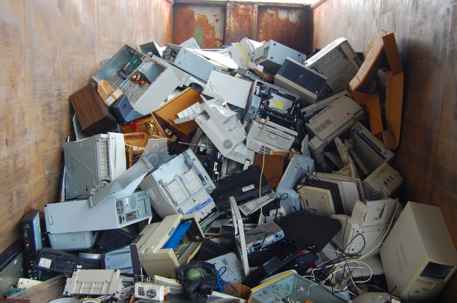 What Happens to E-Waste When It Gets Recycled?