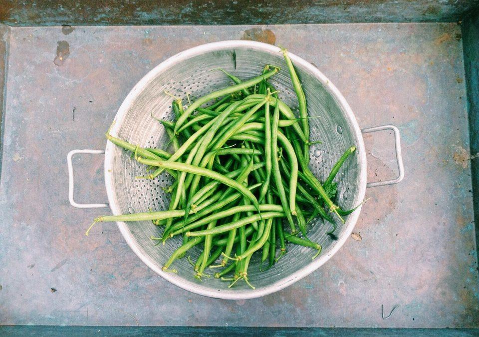 Maven Moment: Summer's Fresh String Beans — 3 Ways