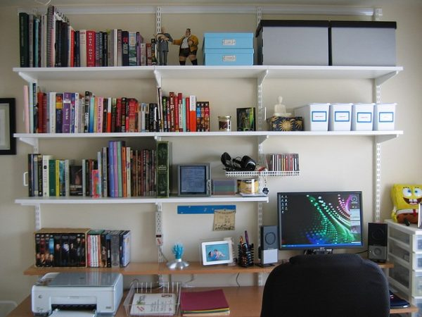 Clear The Clutter: Stop Organizing And Just Have Less Stuff