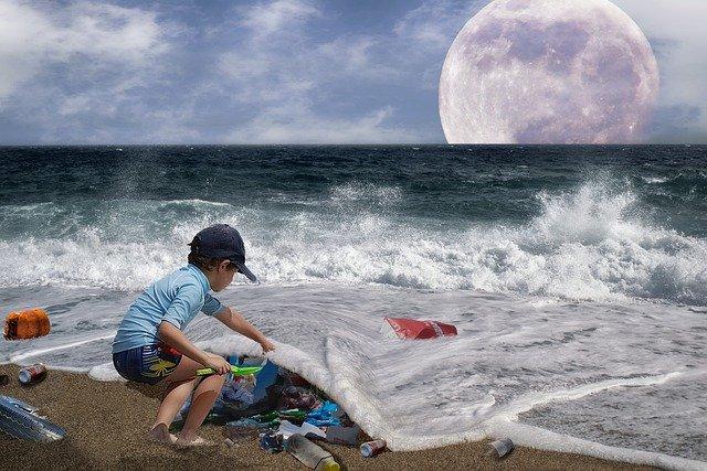 Earth911 Quiz #48 Ocean Plastics Solutions