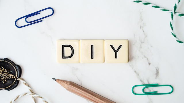 8 Ways To Green Your DIY P