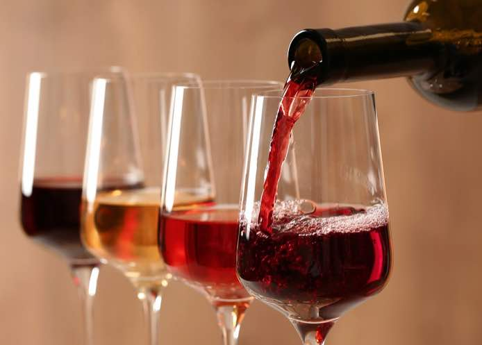 explore the wide world of sustainable wine