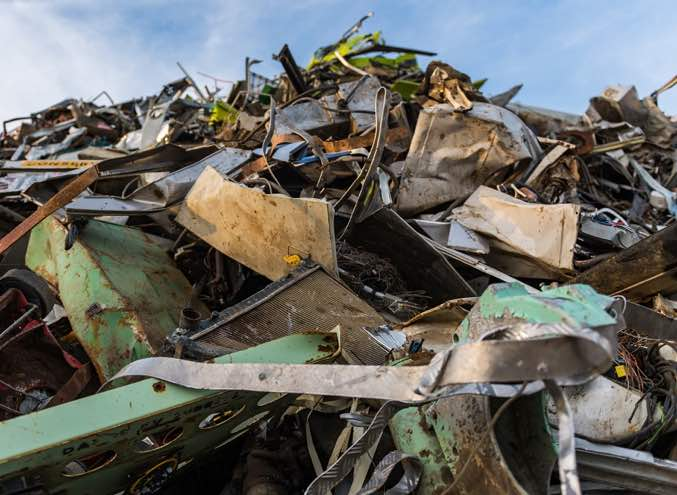 How can we reduce our metal waste? *