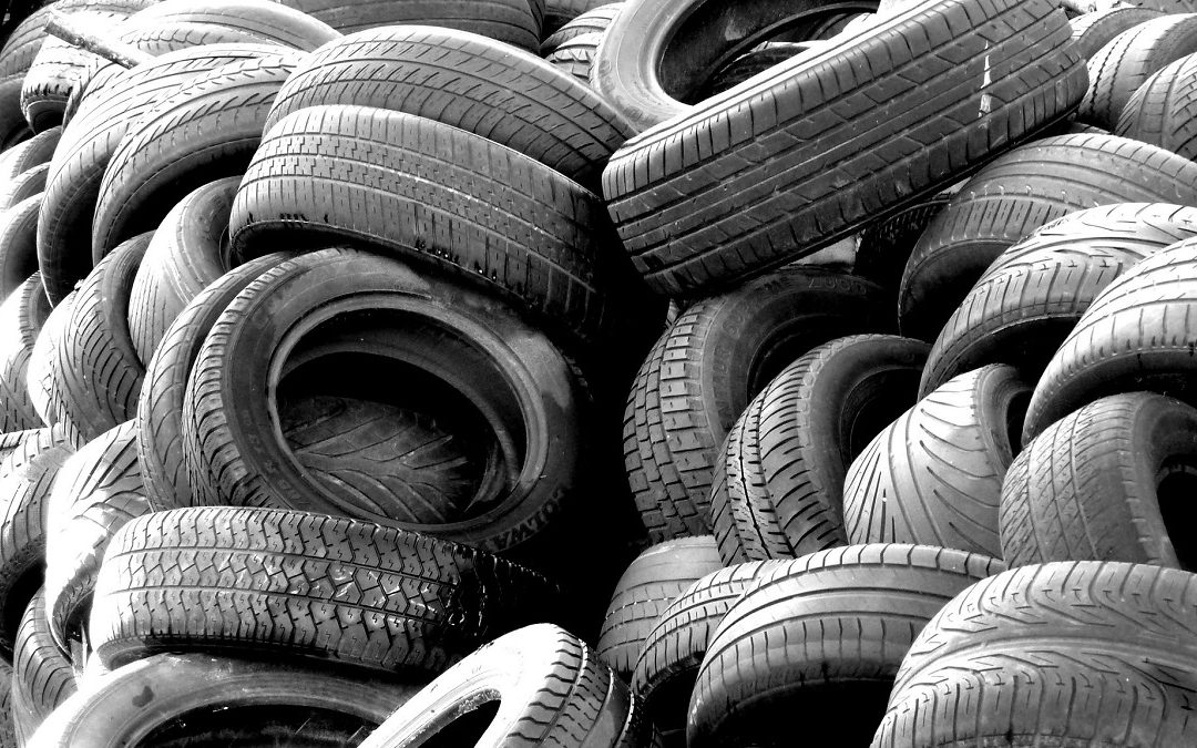 What are the Recycling Mysteries About Tires *