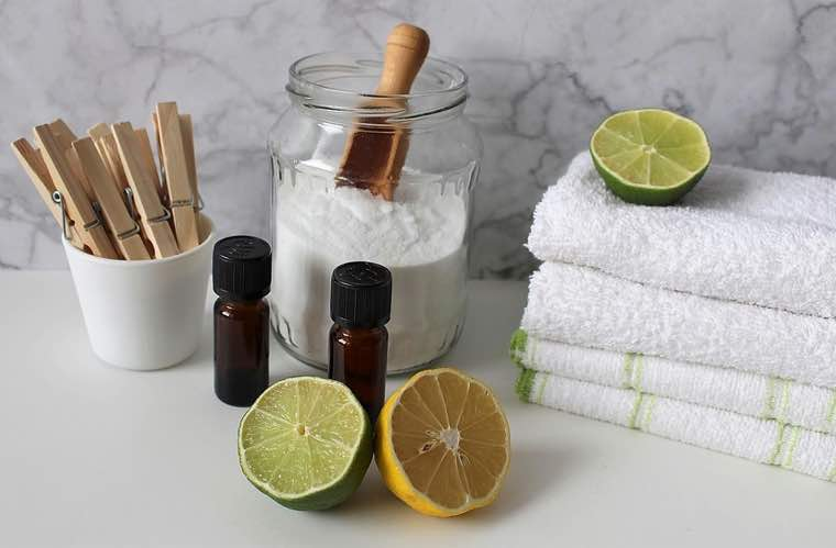 Zero-Waste Cleaning and Laundry Tips *
